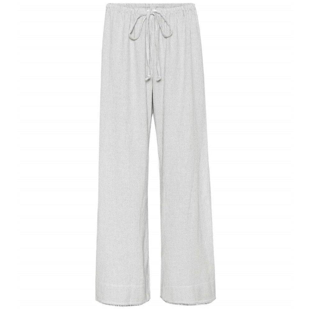 ベルベット グラハム&スペンサー Velvet レディース ボトムス トラウザーズ【Esta cotton trousers】