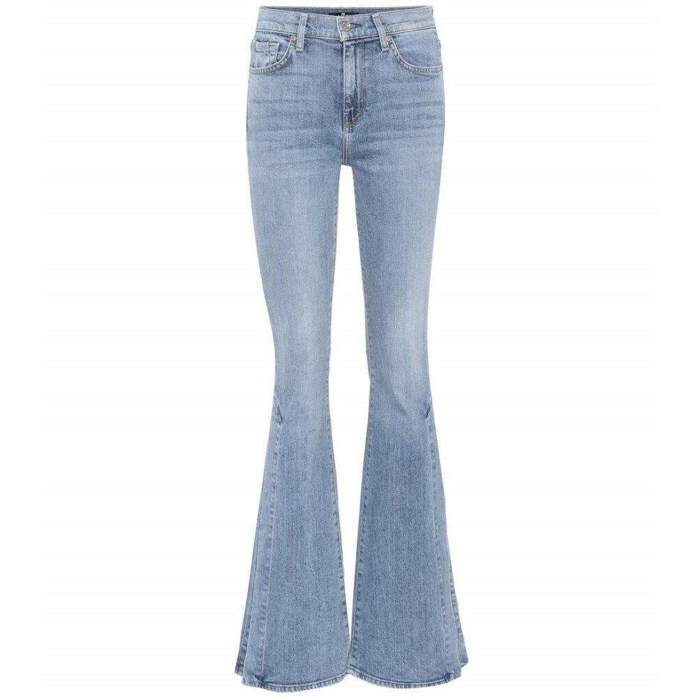 セブン フォー オール マンカインド 7 For All Mankind レディース ボトムス ジーンズ【Ali cropped flare jeans】