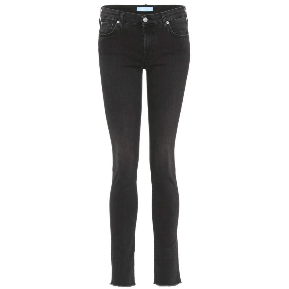セブン フォー オール マンカインド 7 For All Mankind レディース ボトムス ジーンズ【Pyper skinny jeans】