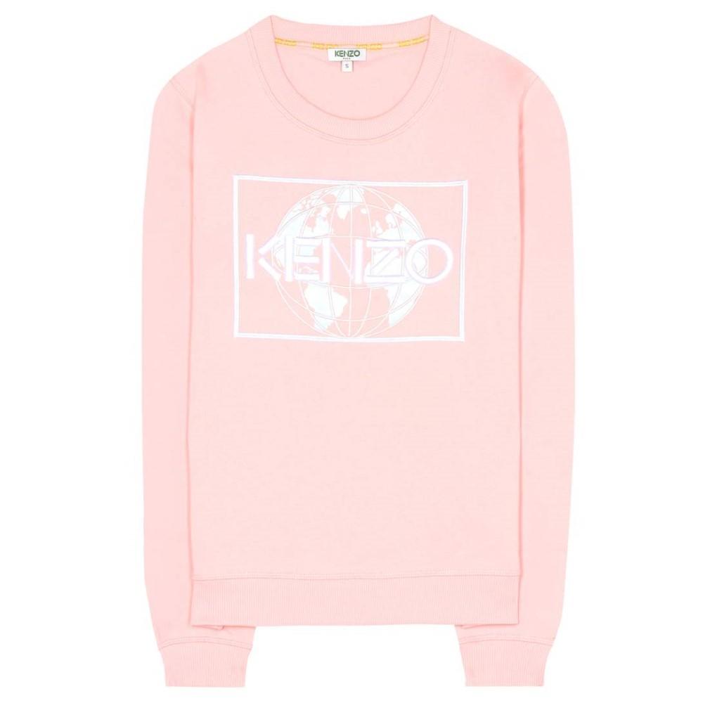 ケンゾー Kenzo レディース トップス トレーナー【Embroidered cotton sweatshirt】