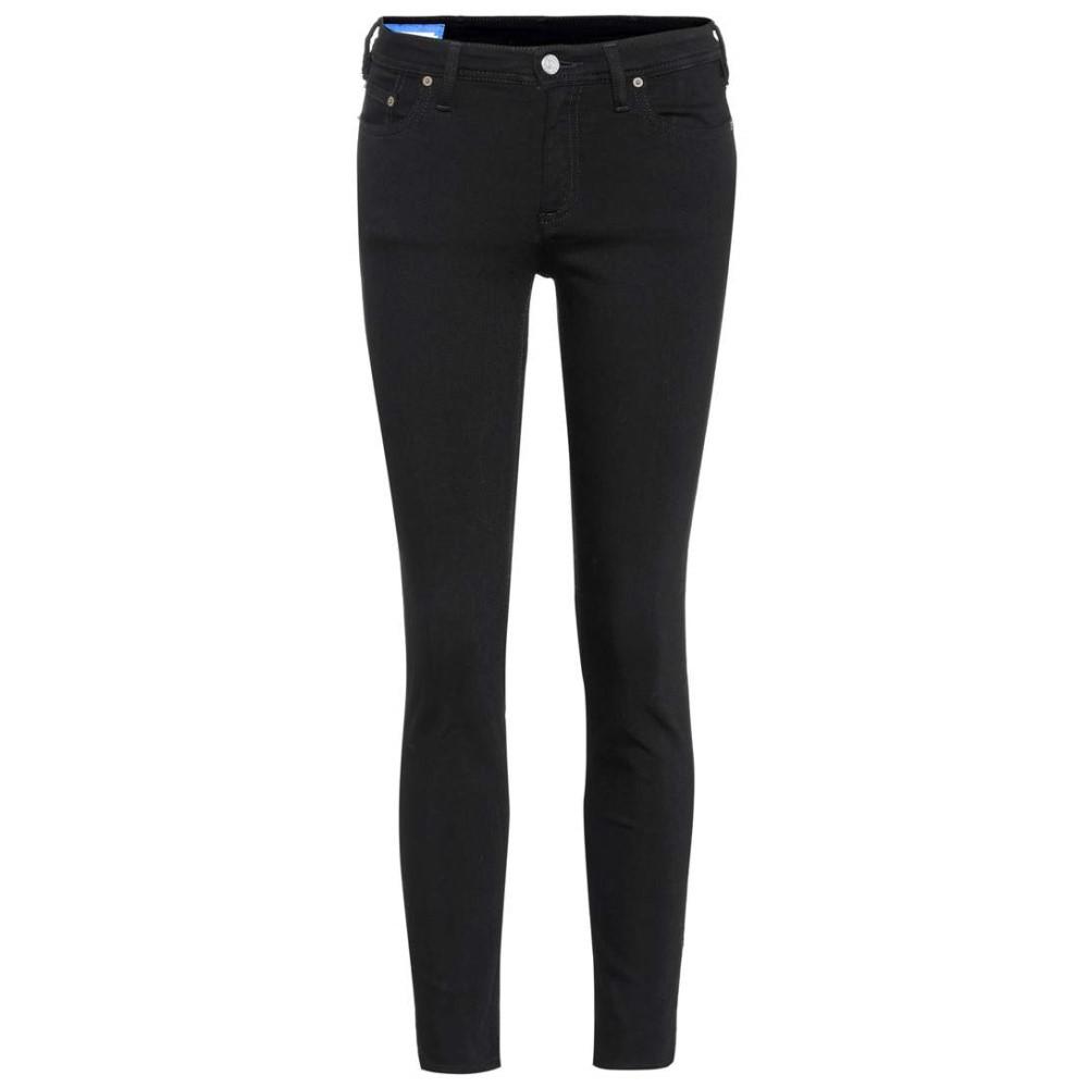 アクネ ストゥディオズ Acne Studios レディース ボトムス ジーンズ【Climb Stay cropped skinny jeans】