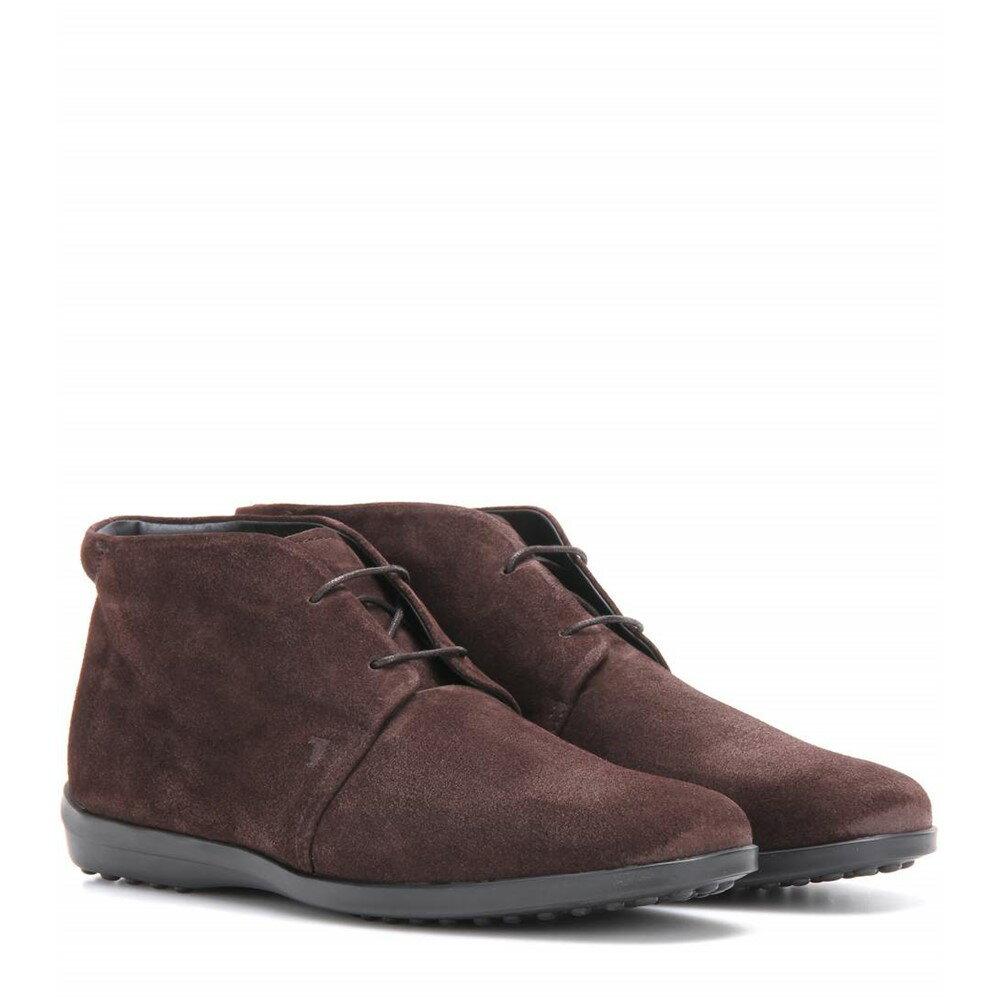 トッズ Tod's レディース シューズ・靴 ブーツ【Suede shoes】