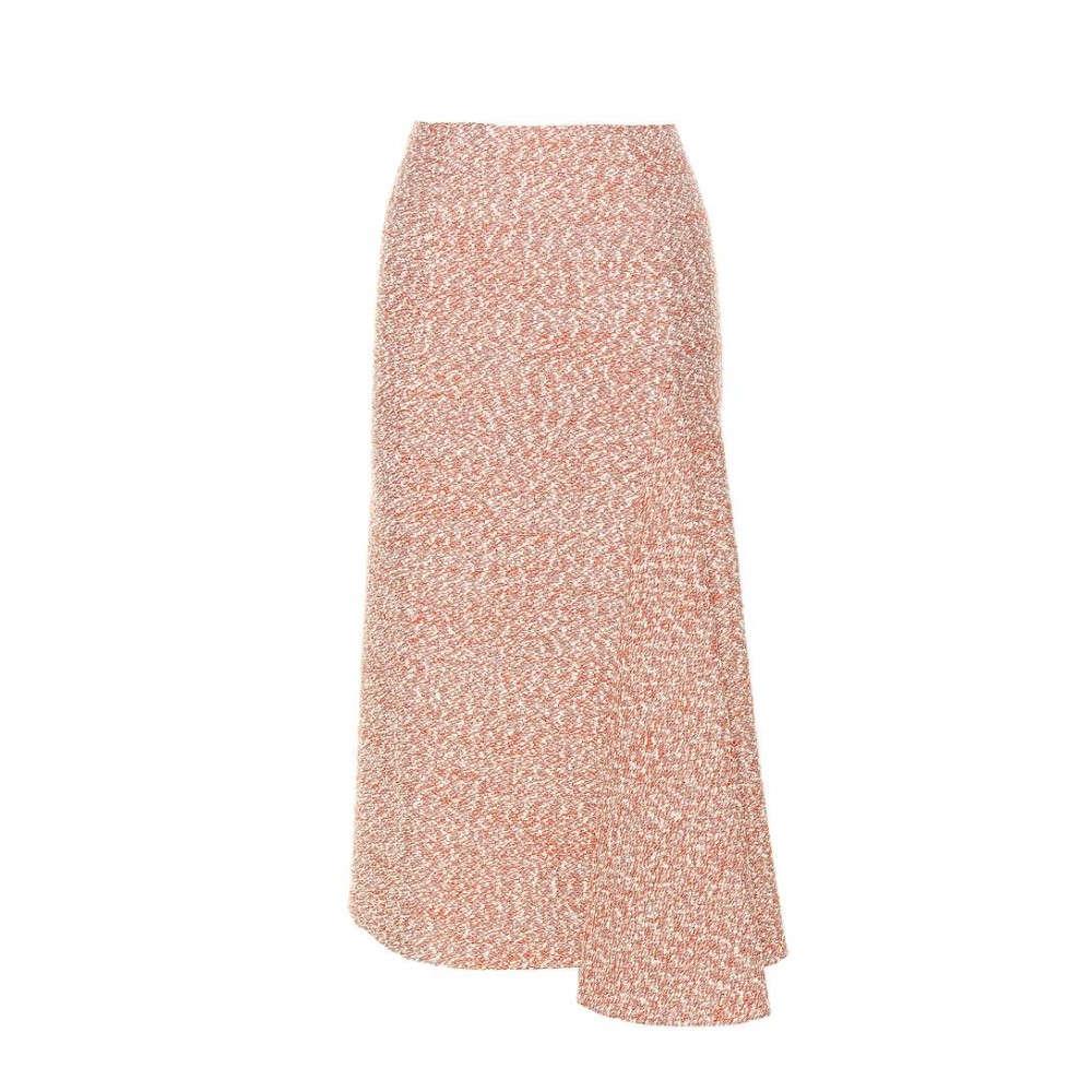 ヴィクトリアベッカム Victoria Beckham レディース スカート ミディスカート【Tweed pencil skirt】