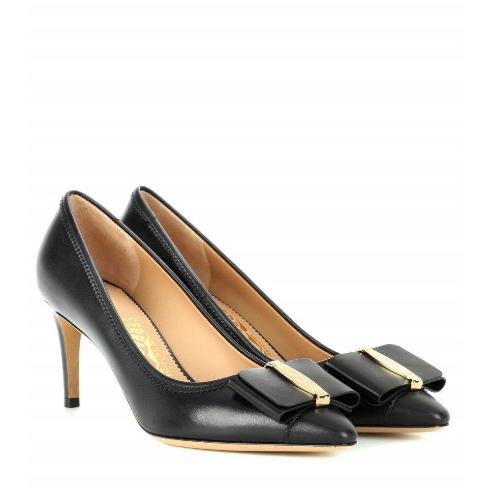 サルヴァトーレ フェラガモ Salvatore Ferragamo レディース シューズ?靴 パンプス【Edina 70 leather pumps】