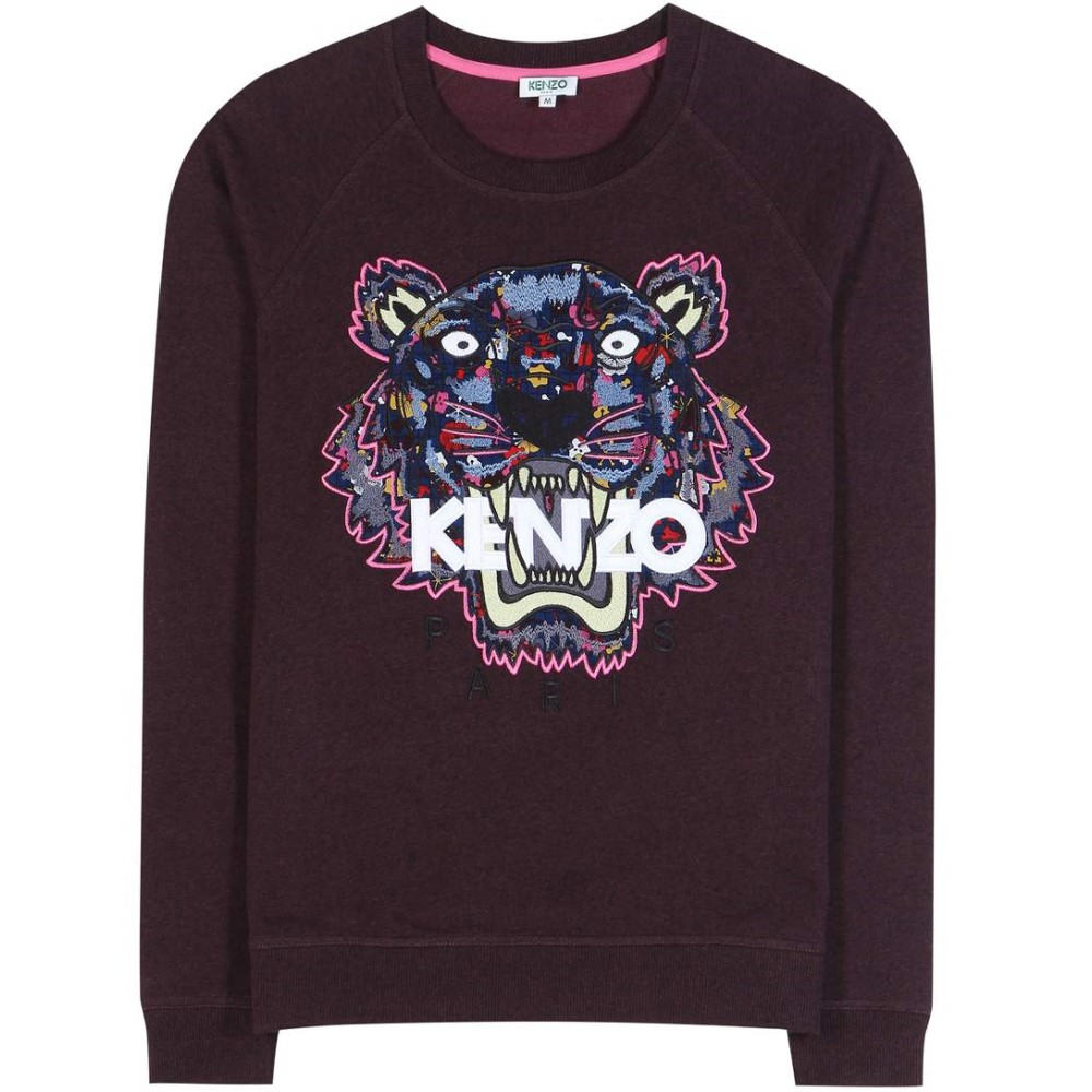ケンゾー Kenzo レディース トップス トレーナー【Embroidered cotton sweater】