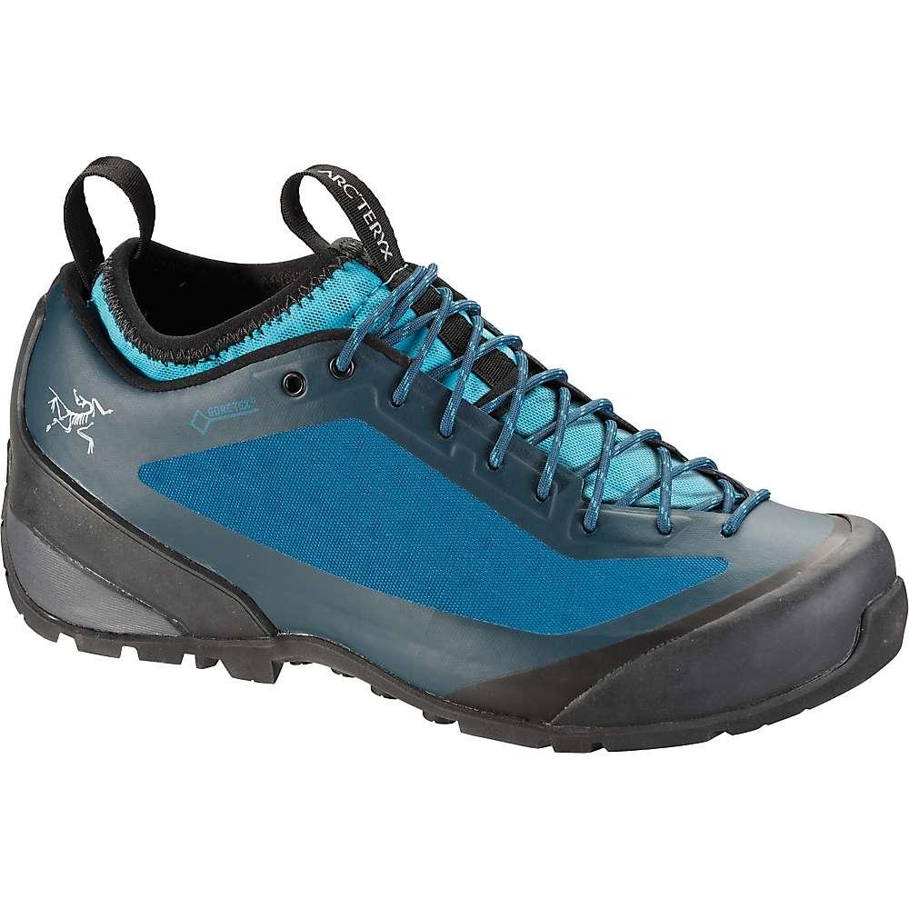 アークテリクス レディース ハイキング シューズ・靴【Arcteryx Acrux FL GTX Approach Shoe】Seaspray / Tidepool