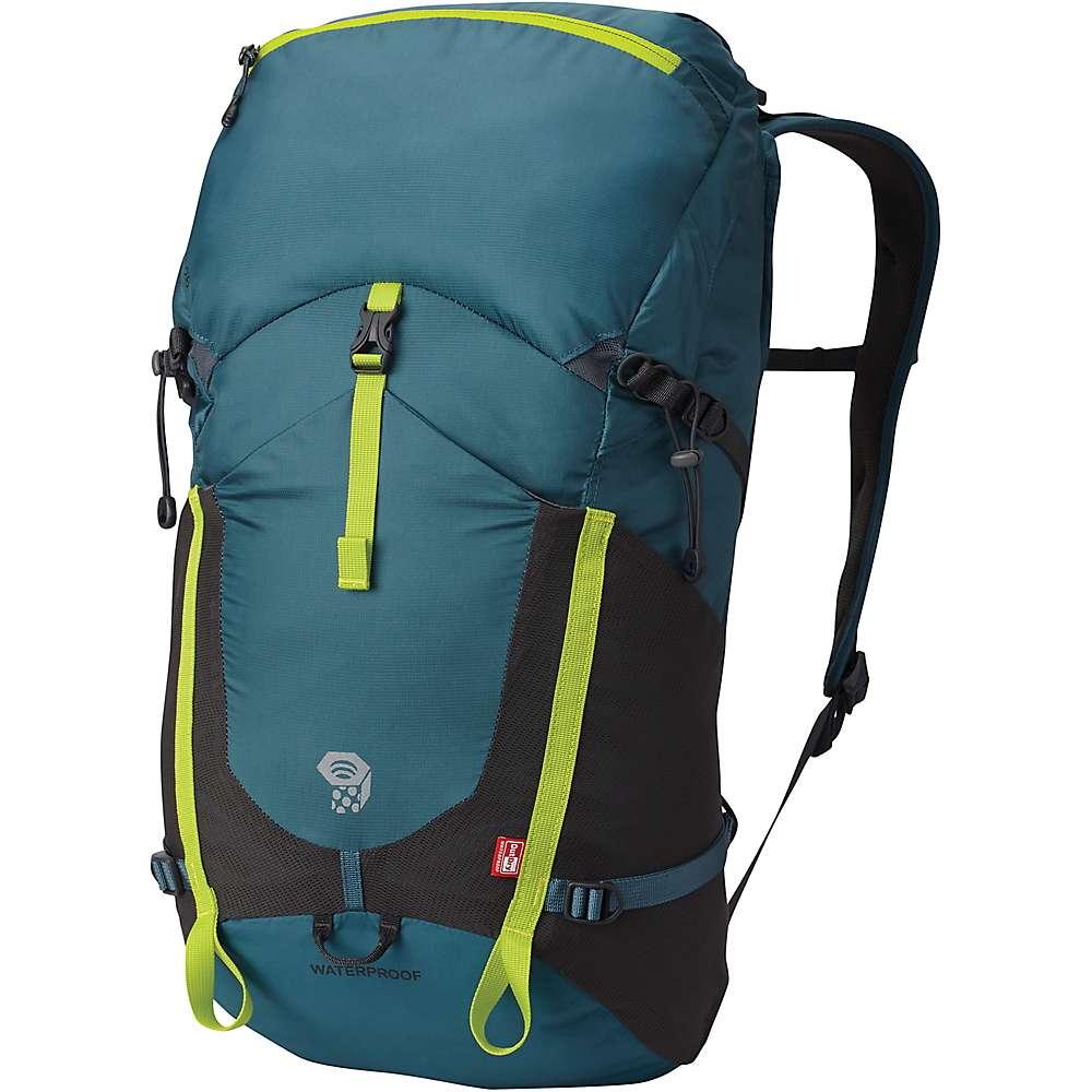 新品大セール マウンテンハードウェア ユニセックス メンズ レディース ハイキング バッグ【Mountain Hardwear Rainshadow 26 OutDry Backpack】Cloudburst