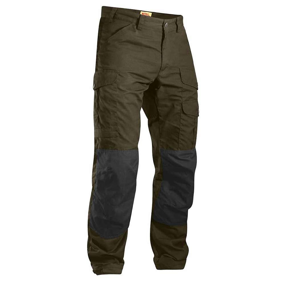 目玉特価 フェールラーベン メンズ ハイキング ウェア【Fjallraven Vidda Pro Trousers】Dark Olive