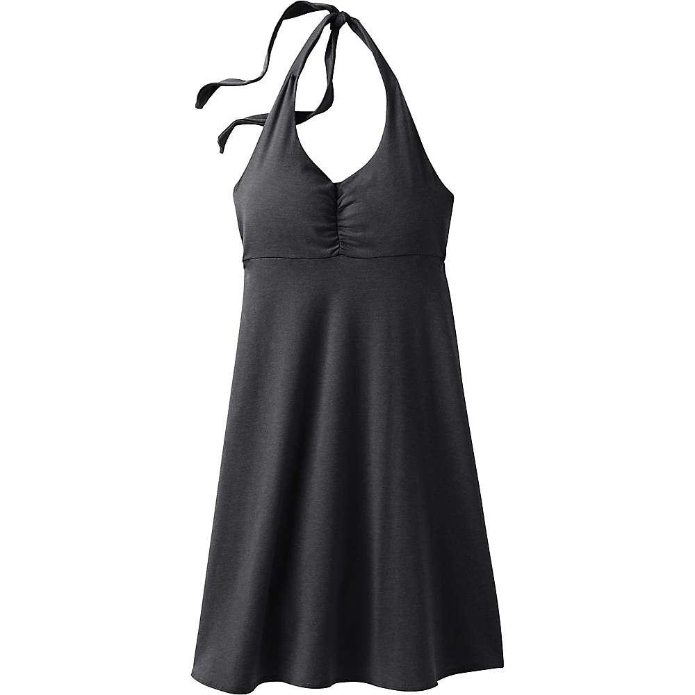 プラーナ レディース トップス ワンピース【Prana Beachside Dress】Black