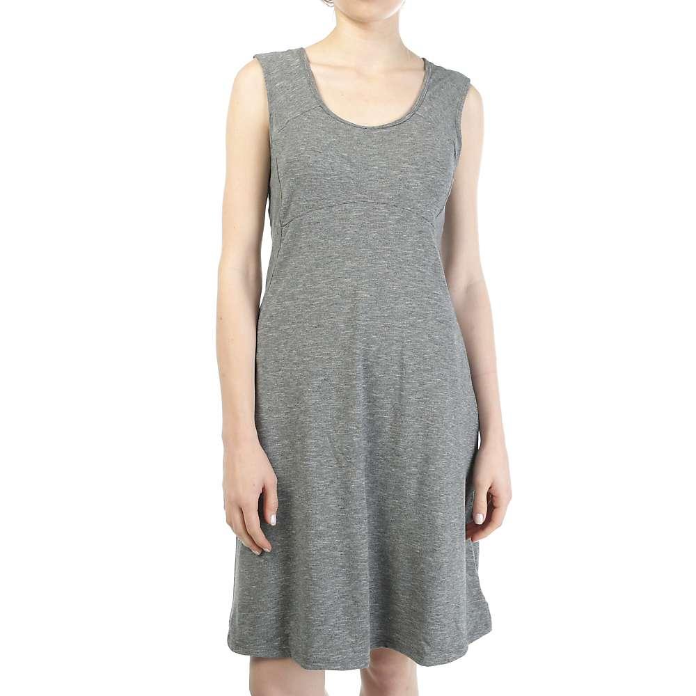 プラーナ レディース トップス ワンピース【Prana Calico Dress】Black