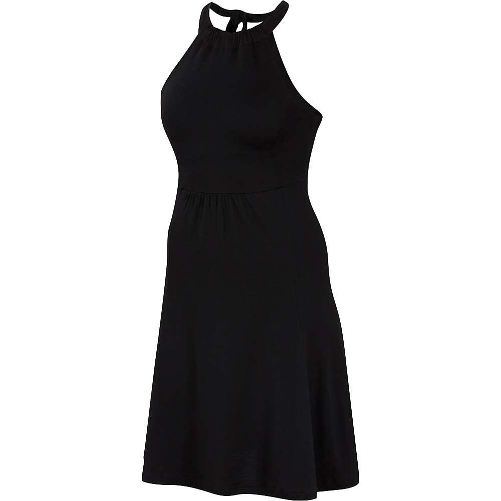 アイベックス レディース トップス ワンピース【Ibex Ava Dress】Black