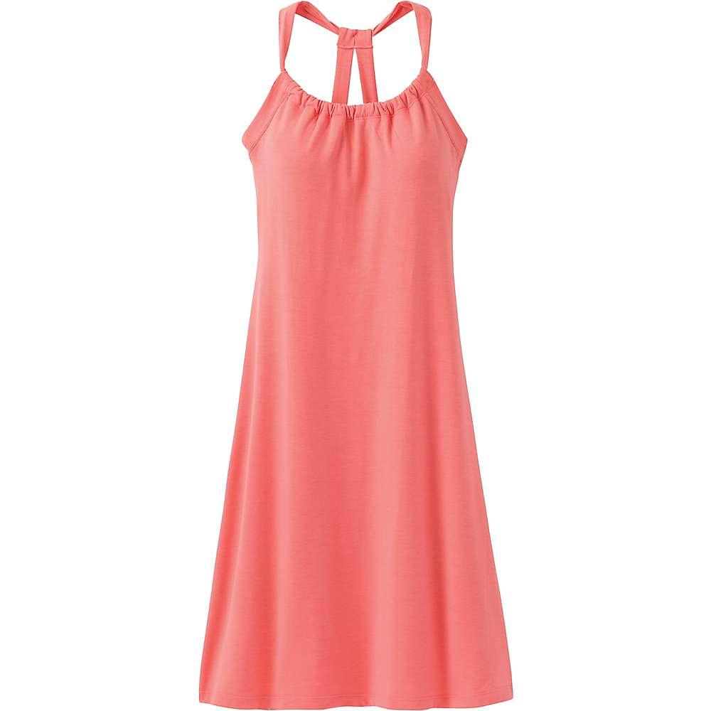 プラーナ レディース トップス ワンピース【Prana Quinn Dress】Summer Peach