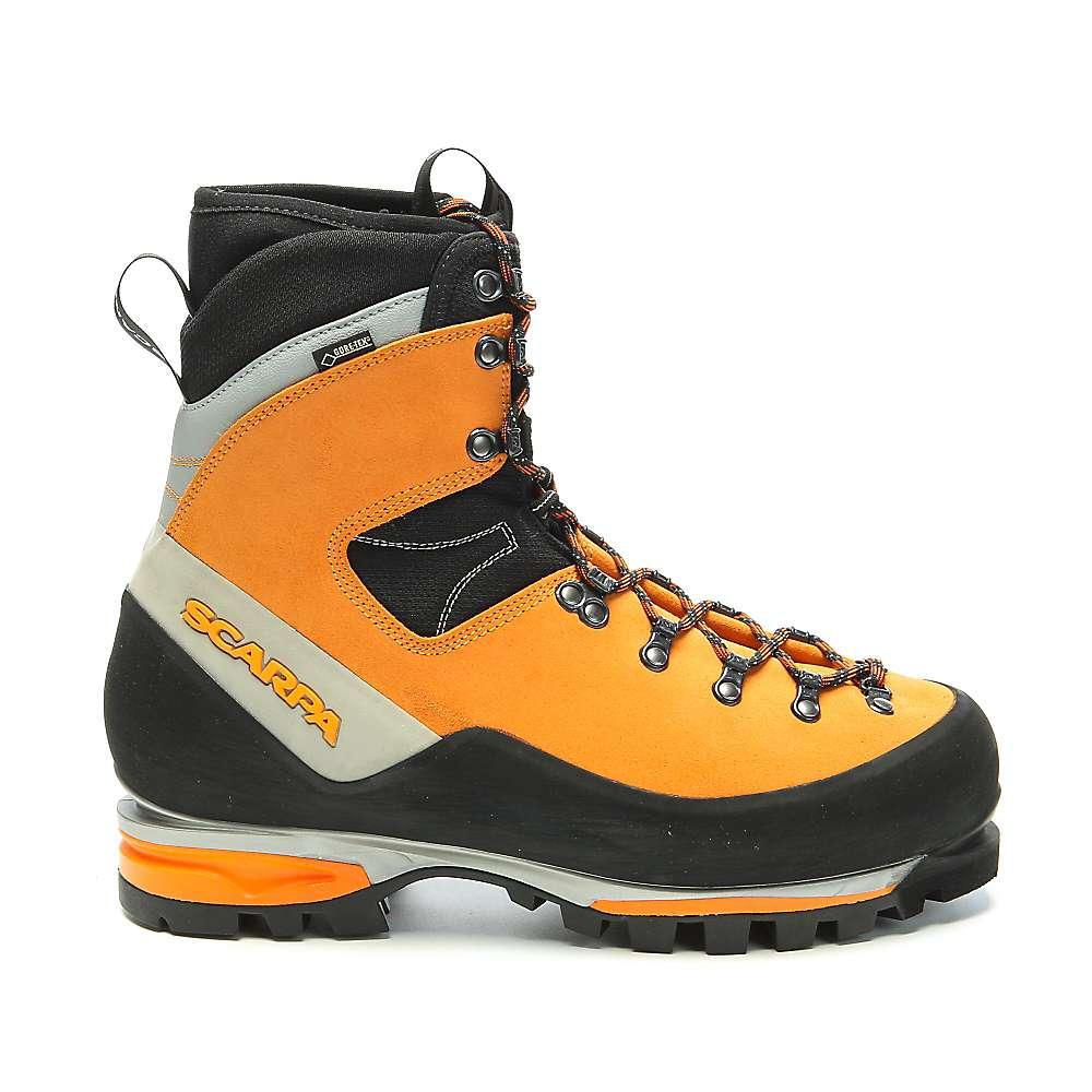 取り扱う通販 スカルパ メンズ 登山 シューズ?靴【Scarpa Mont Blanc GTX Boot】Mango