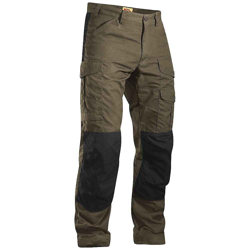 大人気定番商品 フェールラーベン メンズ ハイキング ウェア【Fjallraven Barents Pro Trouser】Dark Olive