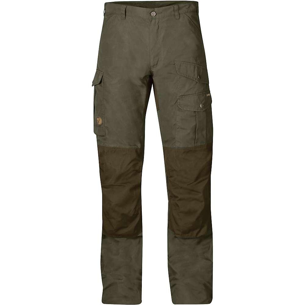 在庫一掃処分 フェールラーベン メンズ ハイキング ウェア【Fjallraven Barents Pro Trouser】Tarmac