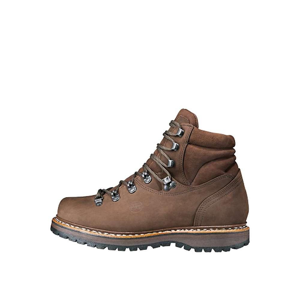 欲しい ハンワグ メンズ ハイキング シューズ?靴【Hanwag Bergler Boot】Chestnut