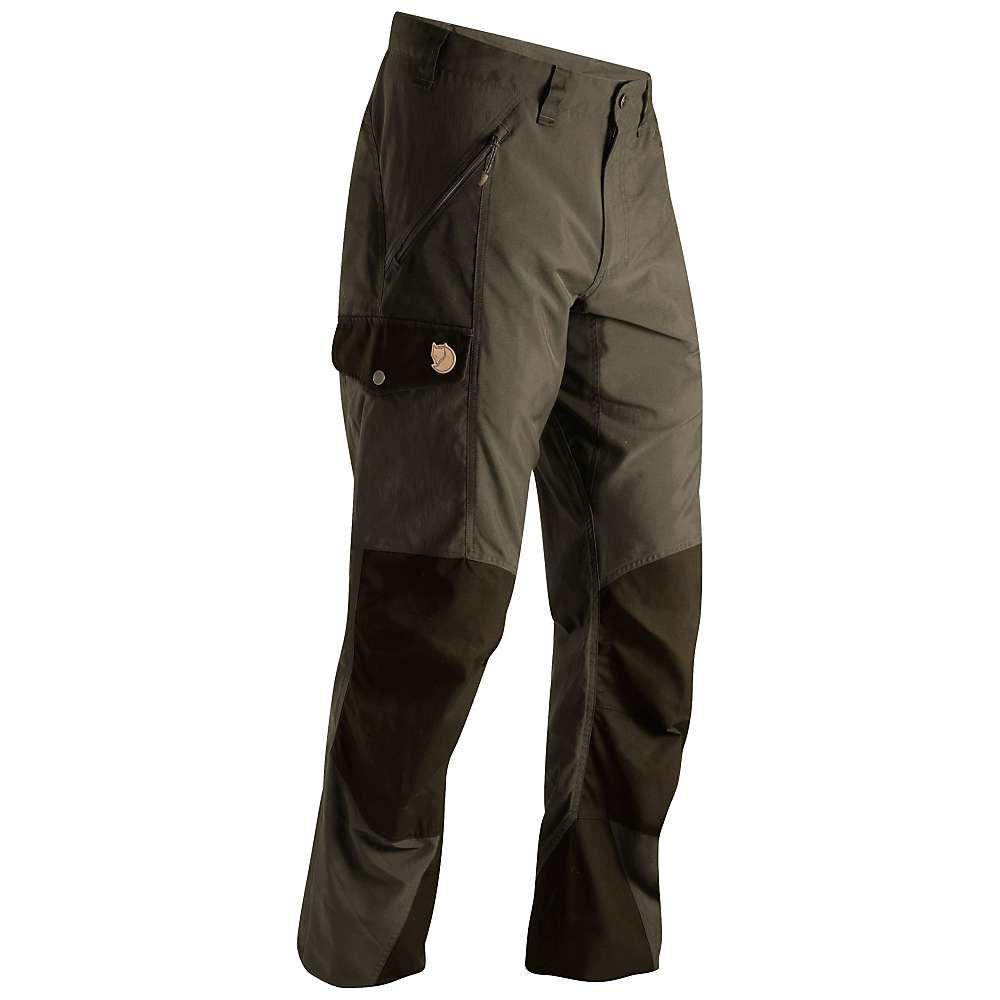 数量限定特価 フェールラーベン メンズ ハイキング ウェア【Fjallraven Abisko Trousers】Tarmac