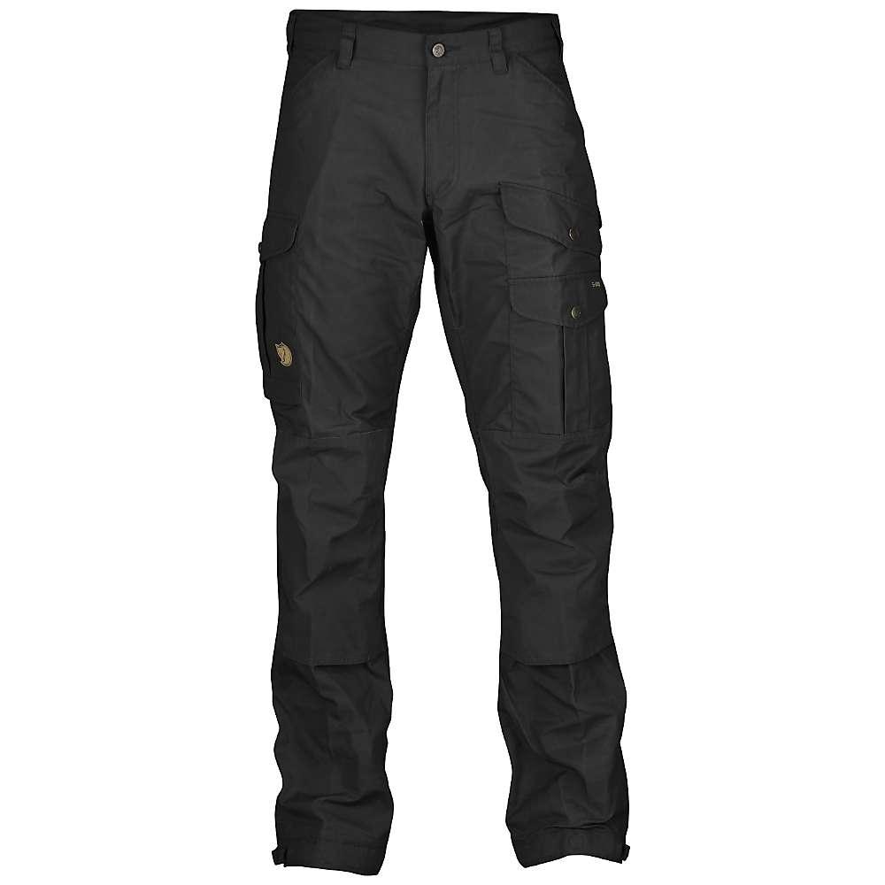 アッパー品質 フェールラーベン メンズ ハイキング ウェア【Fjallraven Vidda Pro Trousers】Black / Black 550