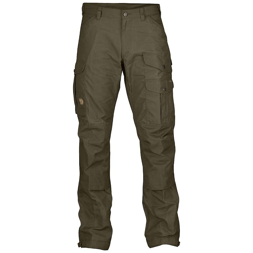 最安値 フェールラーベン メンズ ハイキング ウェア【Fjallraven Vidda Pro Trousers】Dark Olive / Dark Olive 633