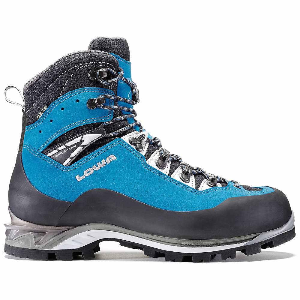 人気商品 ローバー メンズ 登山 シューズ?靴【Lowa Cevedale Pro GTX Boot】Blue / Black