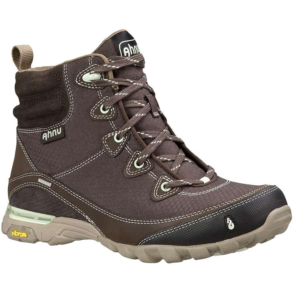 テバ レディース ハイキング シューズ・靴【Ahnu Sugarpine Waterproof Boot】Mulch