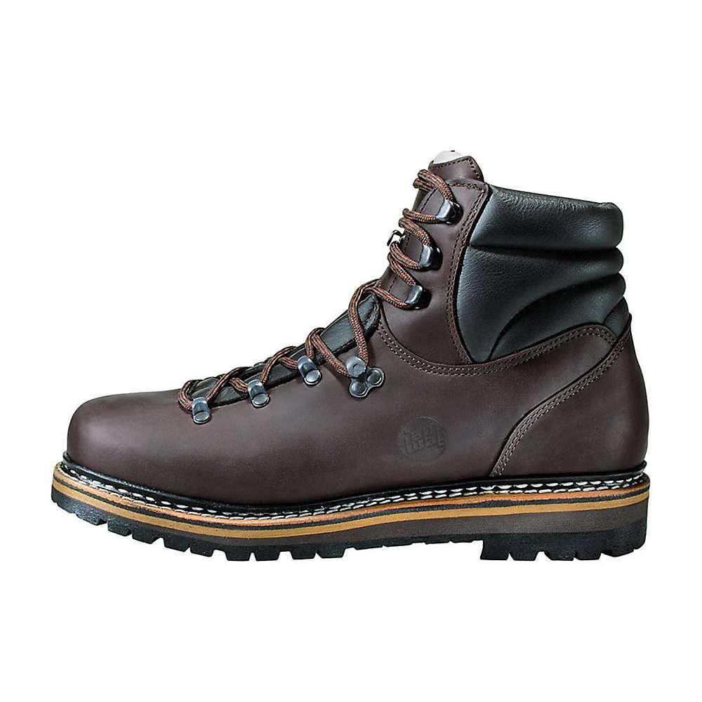 日本最大のブランド ハンワグ メンズ ハイキング シューズ?靴【Hanwag Grunten Boot】Chestnut