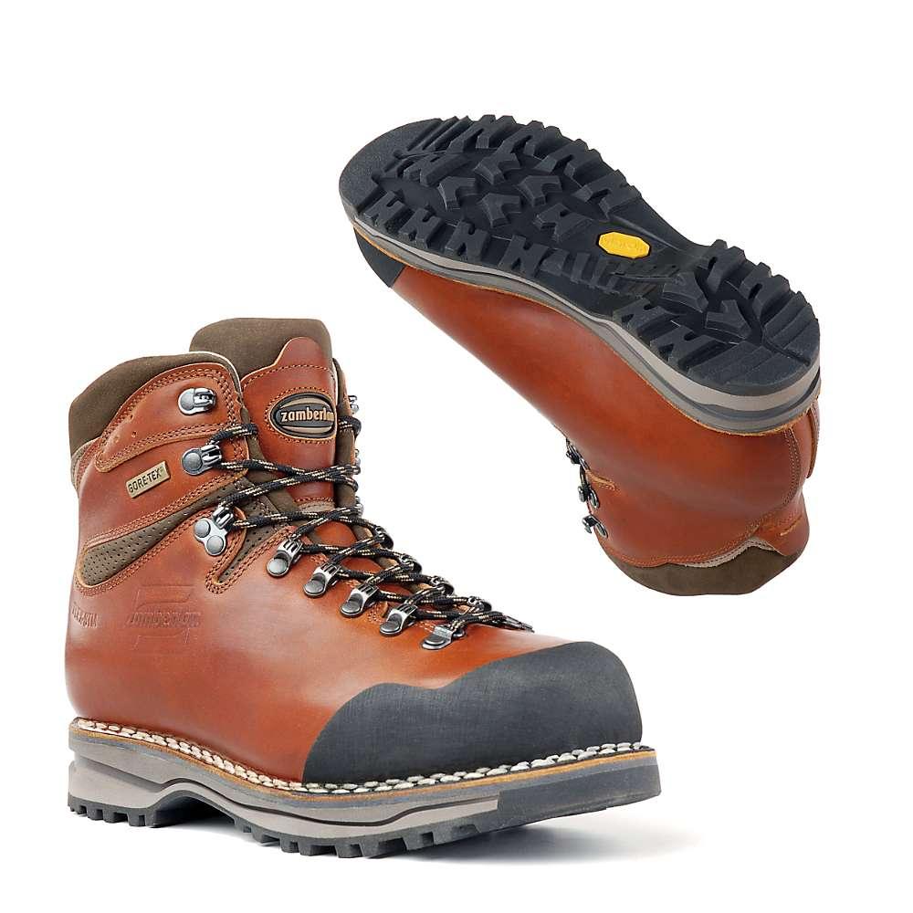 【セール】 ザンバラン メンズ ハイキング シューズ?靴【Zamberlan 1025 Tofane NW GTX RR Boot】Waxed Brick