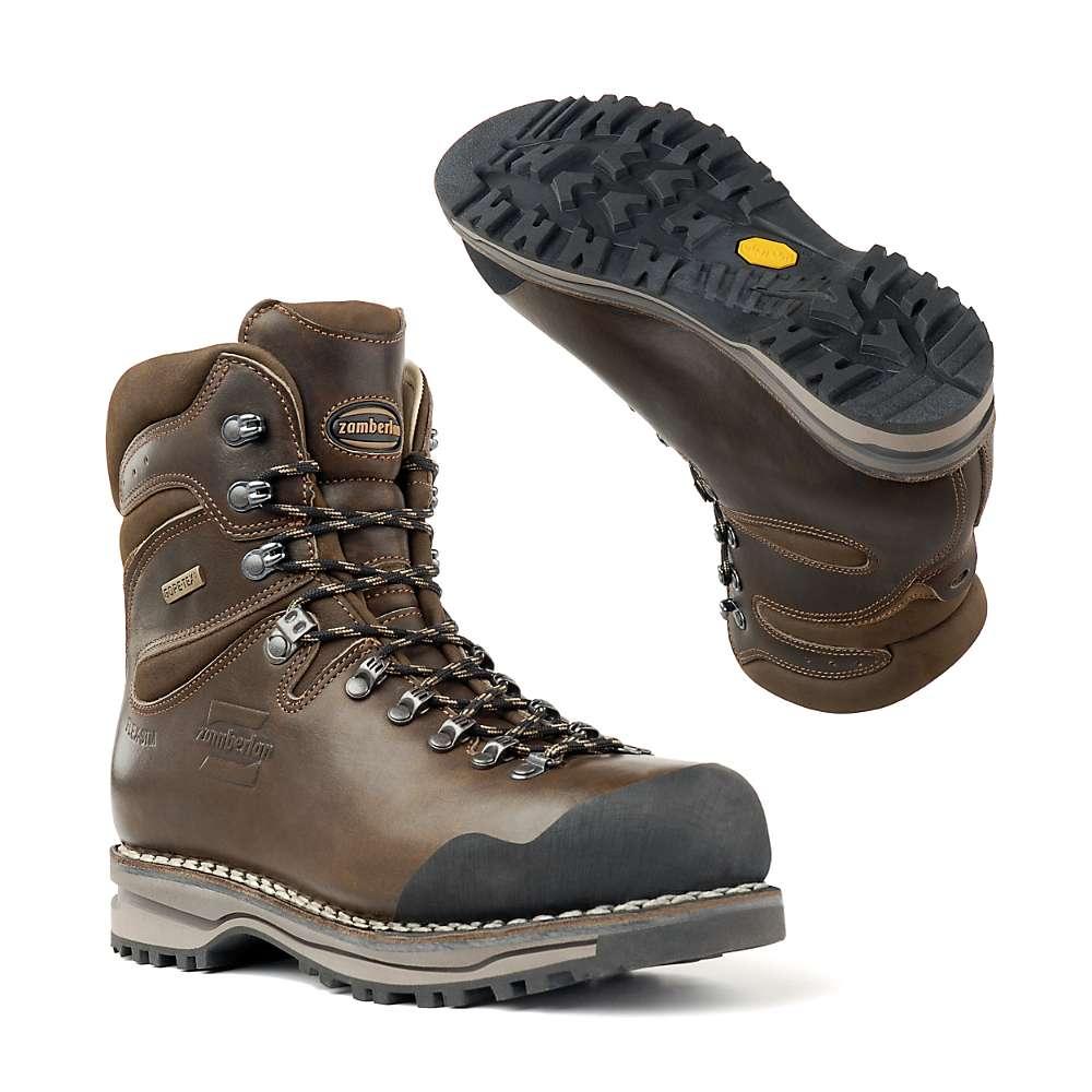 売り尽くし ザンバラン メンズ ハイキング シューズ?靴【Zamberlan 1030 Sella NW GTX RR Boot】Waxed Dark Brown