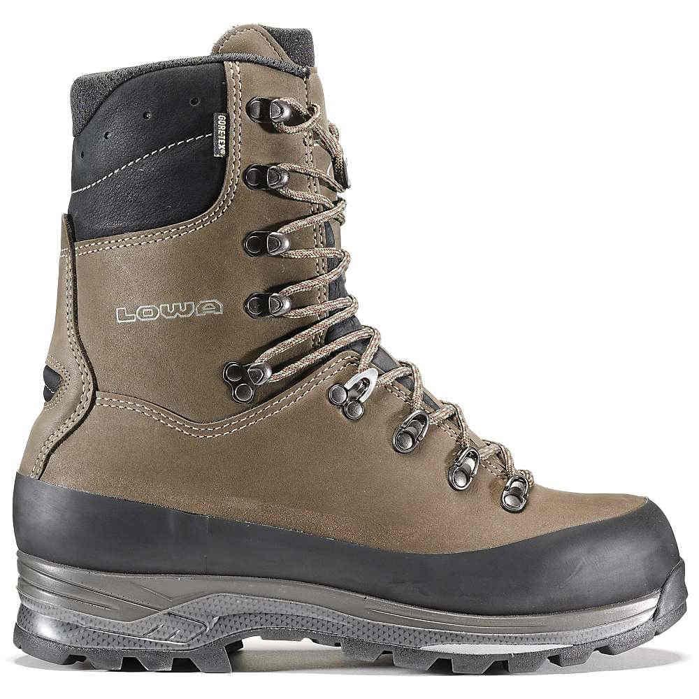 最も古典的なデザイン ローバー メンズ ハイキング シューズ?靴【Lowa Tibet GTX HI Boot】Sepia / Black