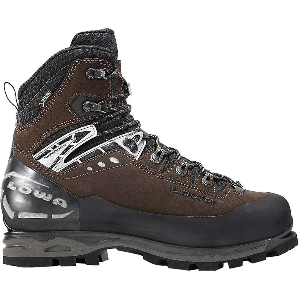 特価激安 ローバー メンズ 登山 シューズ?靴【Lowa Mountain Expert GTX Evo Boot】Brown / Black