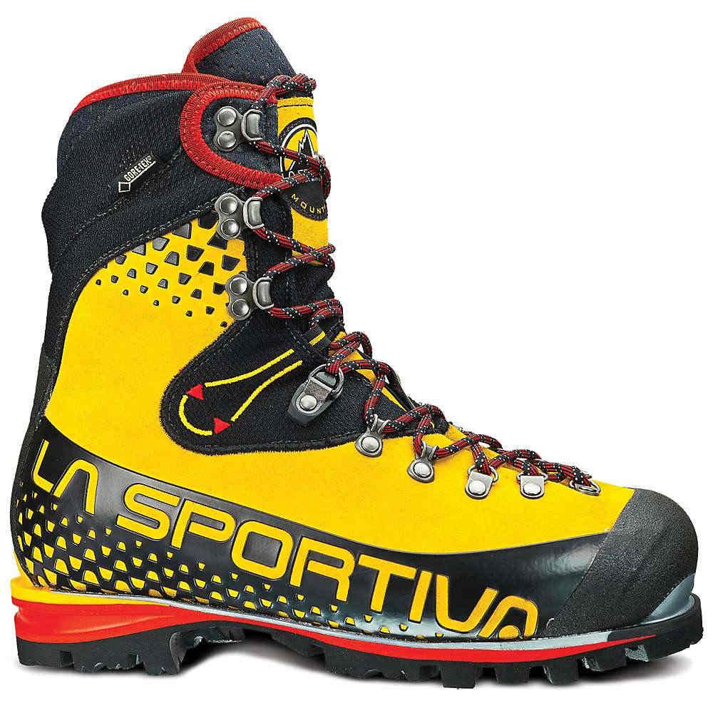 目玉特価 ラスポルティバ メンズ 登山 シューズ?靴【La Sportiva Nepal Cube GTX Boot】Yellow / Black