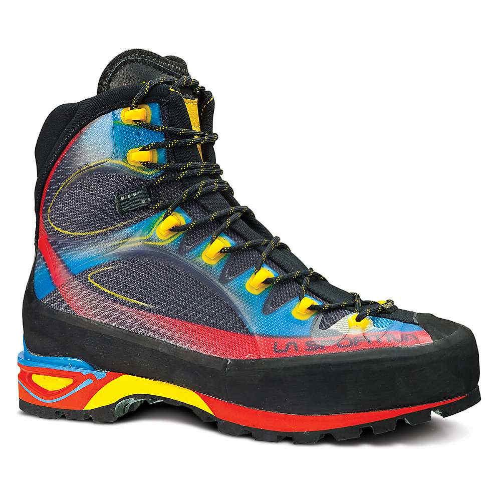 有名なブランド ラスポルティバ メンズ 登山 シューズ?靴【La Sportiva Trango Cube GTX Boot】Blue / Red