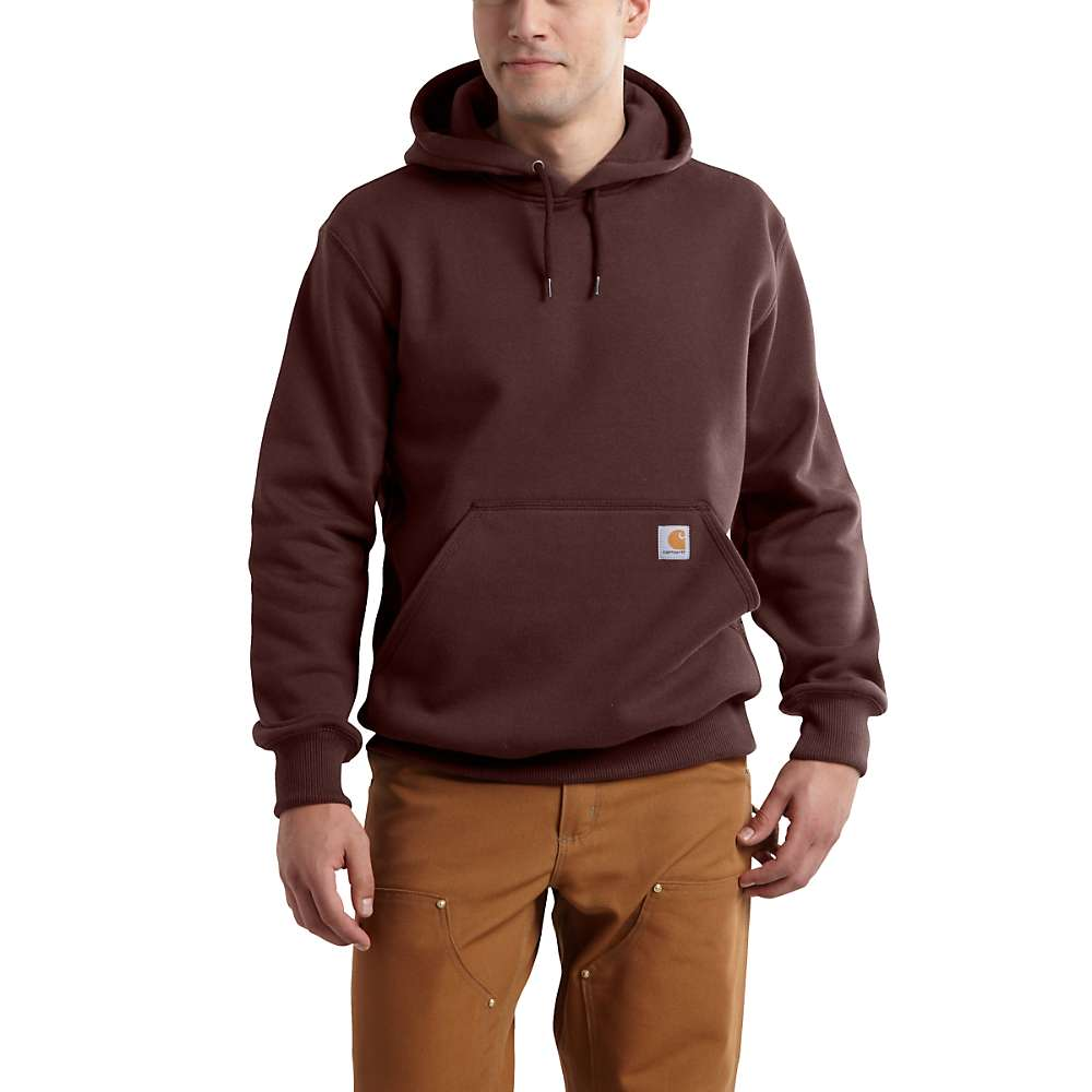カーハート メンズ トップス パーカー【Carhartt Rain Defender Paxton Heavyweight Hooded Sweatshirt】Dark Cedar
