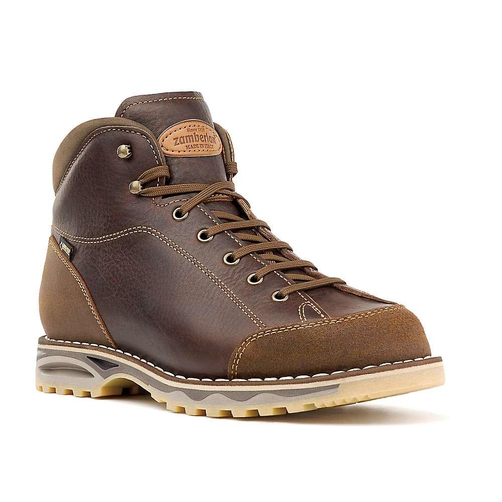 新作人気モデル ザンバラン メンズ ハイキング シューズ?靴【Zamberlan 1032 Solda NW GTX Boot】Chestnut
