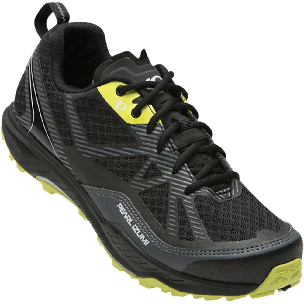 パールイズミ メンズ サイクリング シューズ・靴【Pearl Izumi X- Alp Seek VII Shoe】Black / Shadow Grey