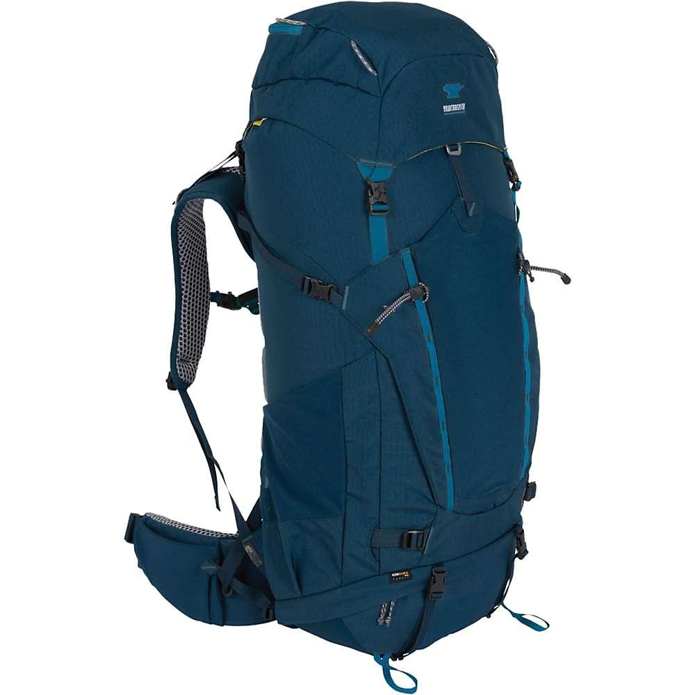 爆安 マウンテンスミス ユニセックス メンズ レディース ハイキング バッグ【Mountainsmith Apex 80 Backpack】Moroccan Blue