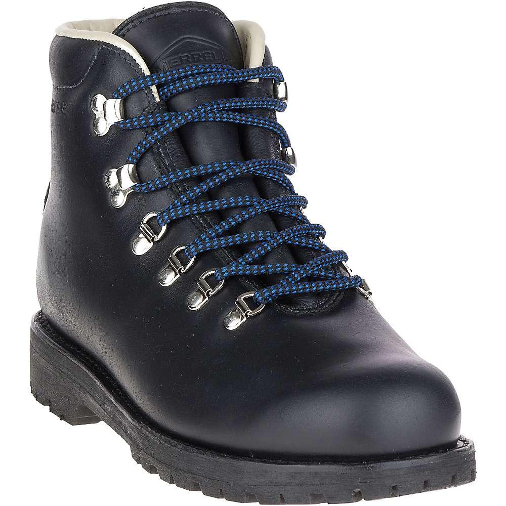 【VOGUE掲載】 メレル メンズ ハイキング シューズ?靴【Merrell Wilderness USA Boot】Black