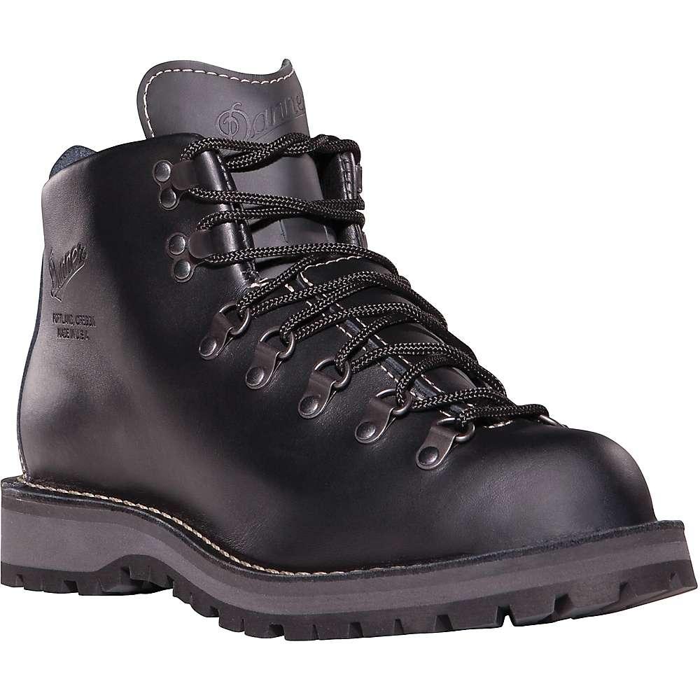 ベーシックな配色ムスタン ダナー メンズ ハイキング シューズ?靴【Danner Mountain Light II 5IN GTX Boot】Black