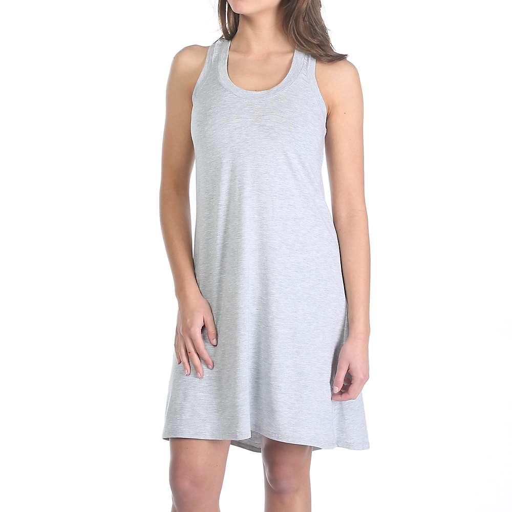 ムースジョー レディース トップス ワンピース【Moosejaw Lakeside Dress】Heather Grey