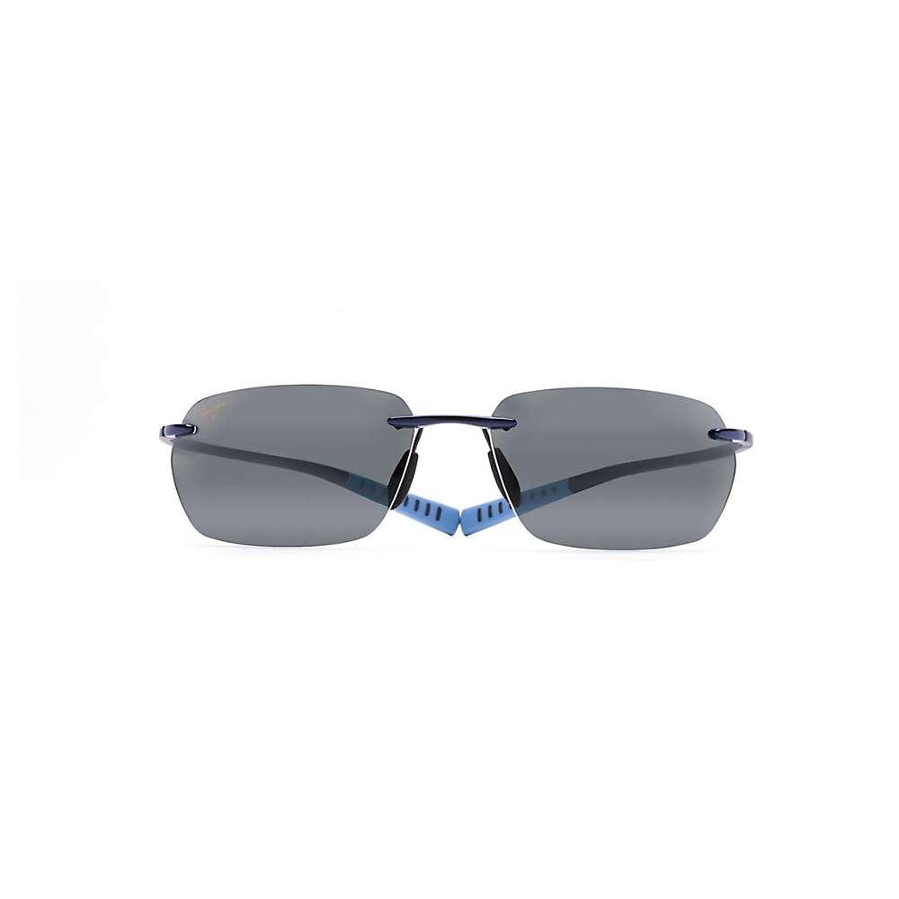 マウイジム メンズ アクセサリー メガネ・サングラス【Maui Jim Alaka'I Polarized Sunglasses】Blue / Neutral Grey
