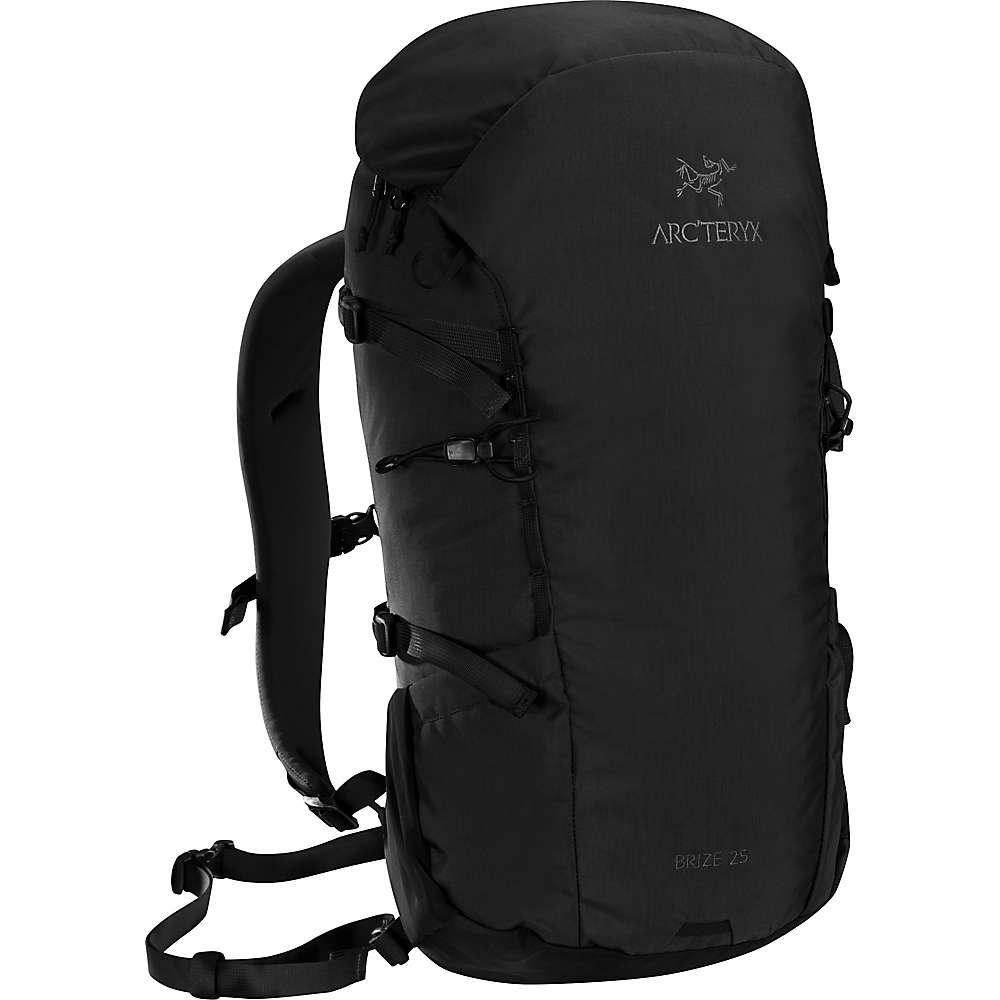 限定 アークテリクス ユニセックス メンズ レディース ハイキング バッグ【Arcteryx Brize 25 Backpack】Black