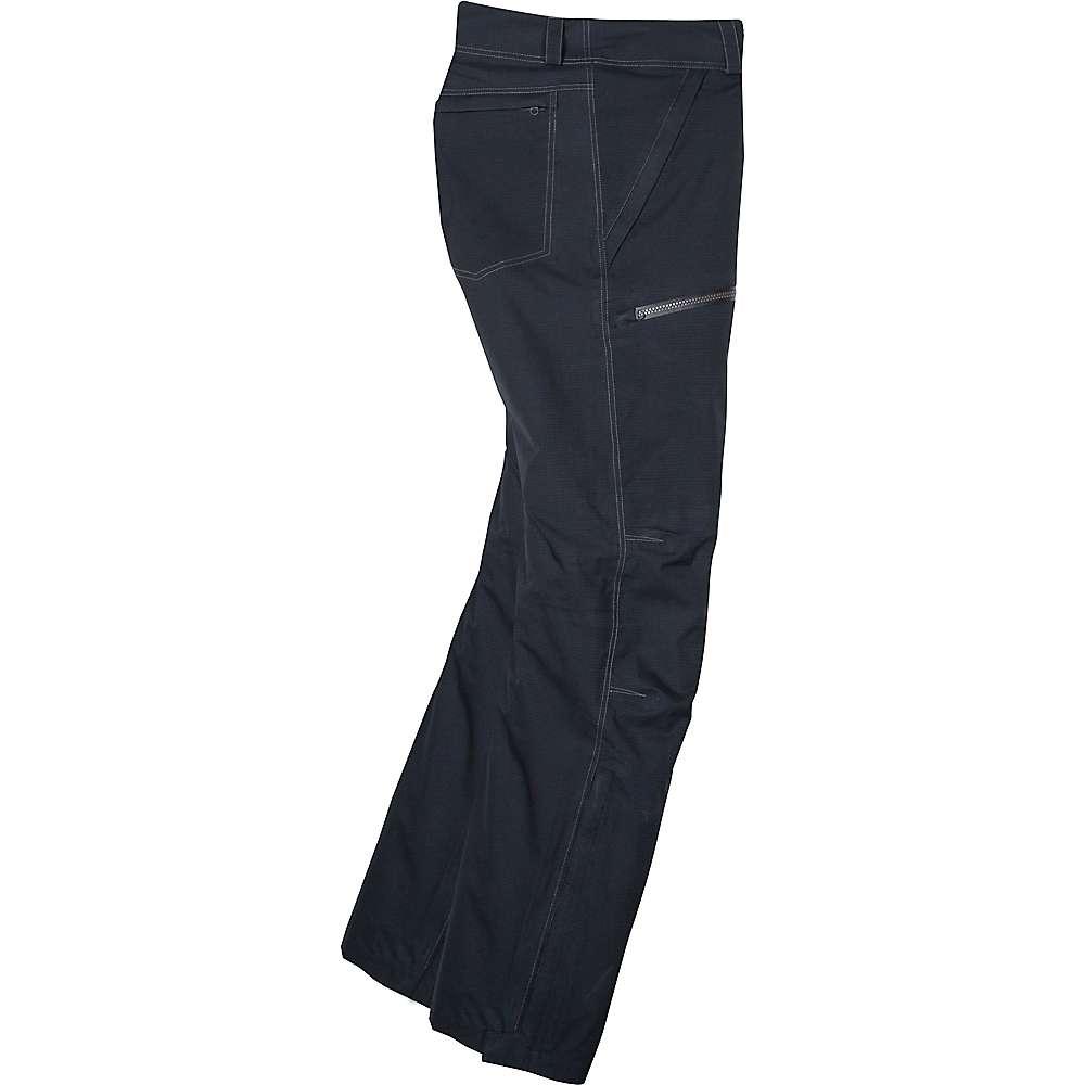 数量限定特価 キュール メンズ ハイキング ウェア【Kuhl Jetstream Rain Pant】Black