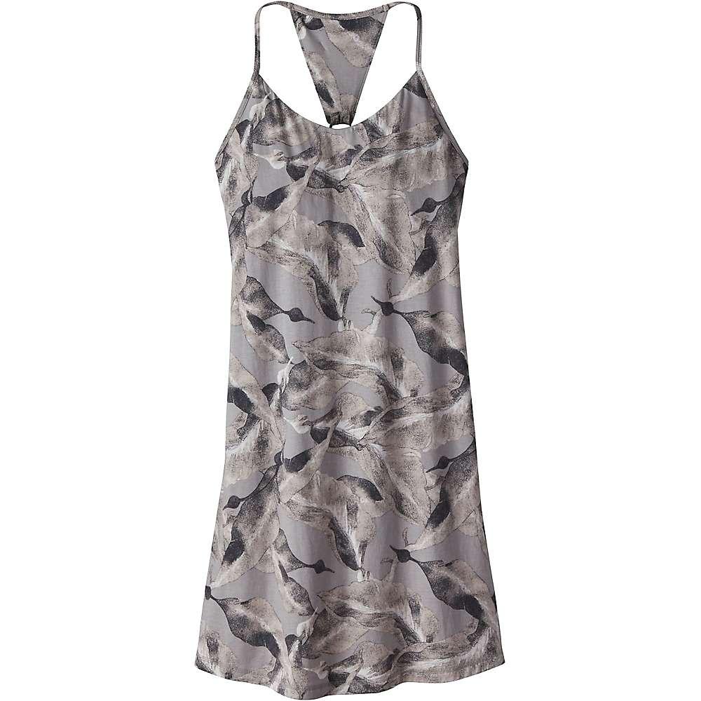 パタゴニア レディース トップス ワンピース【Patagonia Edisto Dress】Monsoon Kelp Big / Drifter Grey