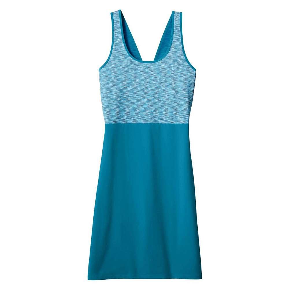 スマートウール レディース トップス ワンピース【Smartwool Willow Lake Dress】Glacial Blue