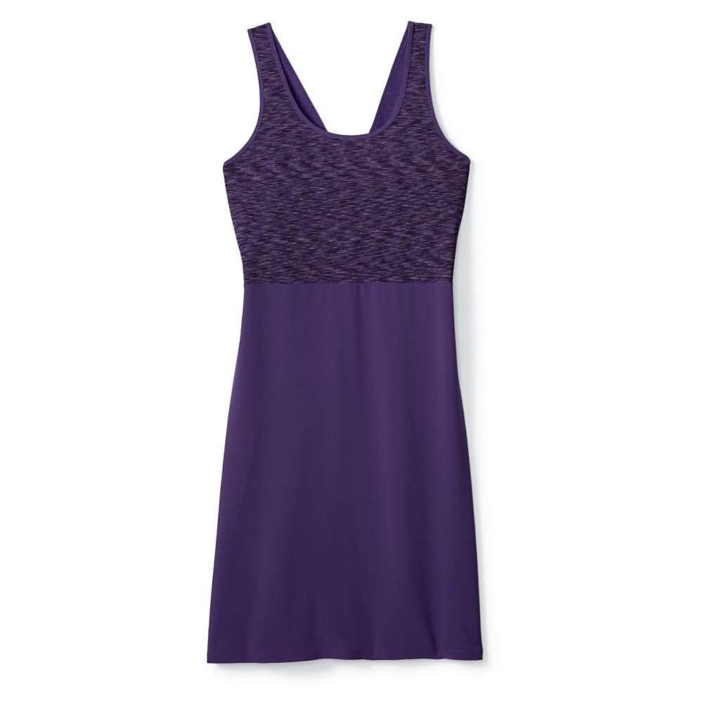 スマートウール レディース トップス ワンピース【Smartwool Willow Lake Dress】Mountain Purple