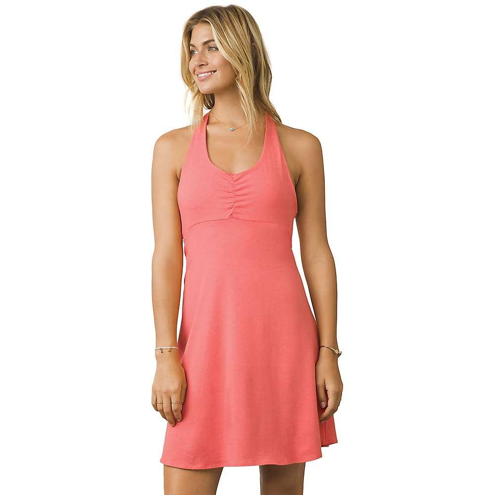 プラーナ レディース トップス ワンピース【Prana Beachside Dress】Summer Peach