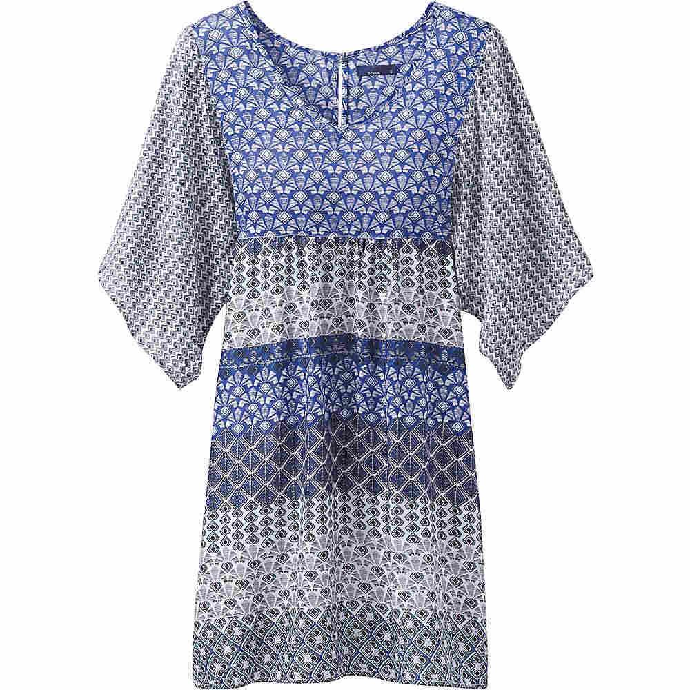 プラーナ レディース トップス ワンピース【Prana Kyrie Dress】Cobalt