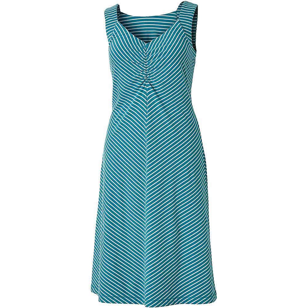 ロイヤルロビンズ レディース トップス ワンピース【Royal Robbins Active Essential Stripe Dress】Reservoir