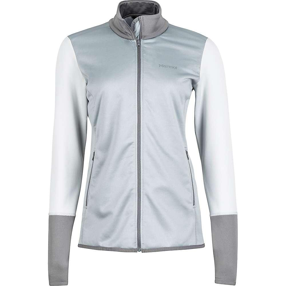 マーモット レディース アウター ジャケット【Marmot Thirona Jacket】Grey Storm / Bright Steel