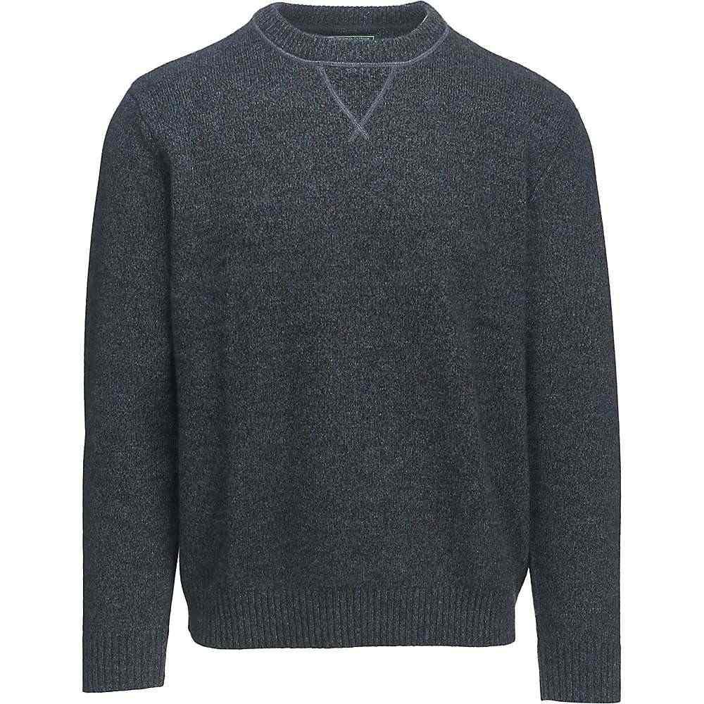 ウールリッチ レディース トップス ニット・セーター【Woolrich South Falls Sweater】Deep Indigo
